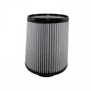 """Air Filters - Aftermarket Style Replacement/Universal Air Filter - aFe - aFe Air Filter, 4.5"""" F x 8.5"""" B x 7 T x 9 L, Pro Dry S"""