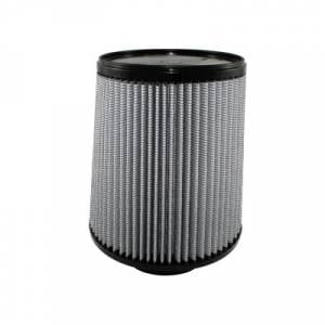 "Air Filters - Aftermarket Style Replacement/Universal Air Filter - aFe - aFe Air Filter, 4.5"" F x 8.5"" B x 7 T x 9 L, Pro Dry S"