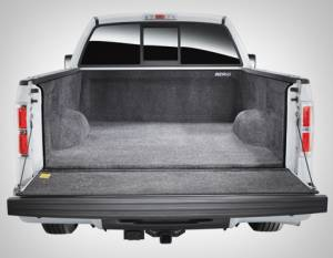 Bed Accessories - Bed Liner/Rug - Bedrug - BedRug, Ford (2009-15) F-150, 5.5' Bed with Tailgate Step