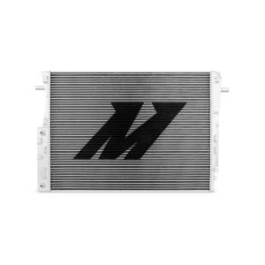 Engine Parts - Coolant System Parts - Mishimoto - Mishimoto Aluminum Radiator, Ford (2008-10) 6.4L Power Stroke F-250/F-350/F-450/F-550