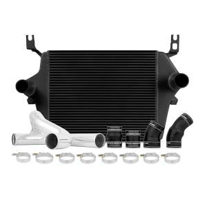 Mishimoto - Mishimoto Intercooler & Upgraded Pipe Kit, Ford (2003-07) 6.0L Power Stroke F-250/F-350/F-450