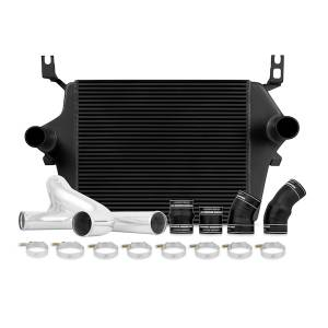 Mishimoto - Mishimoto Intercooler & Upgraded Pipe Kit, Ford (2003-07) 6.0L Power Stroke F-250/F-350/F-450 (Black)