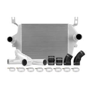 Intercoolers/Tubing - Intercoolers - Mishimoto - Mishimoto Intercooler & Upgraded Pipe Kit, Ford (2003-07) 6.0L Power Stroke F-250/F-350/F-450 (Silver)