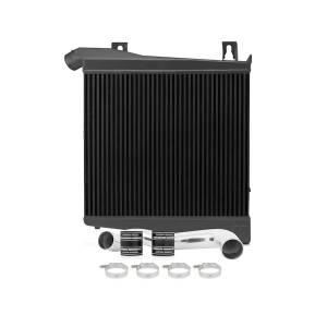 Mishimoto Intercooler Kit, Ford (2008-10) 6.4L Power Stroke F-250/F-350/F-450/F-550 (Black)