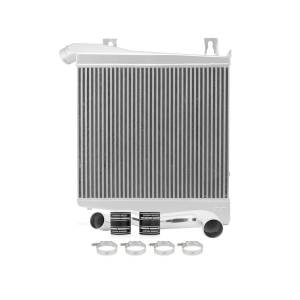 Intercoolers/Tubing - Intercooler Boots/Tubing - Mishimoto - Mishimoto Intercooler Kit, Ford (2008-10) 6.4L Power Stroke F-250/F-350/F-450/F-550 (Silver)