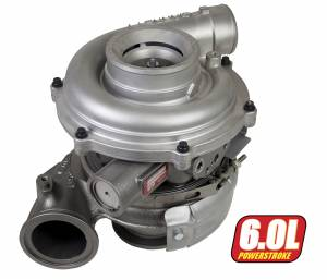 Garrett - Garrett Turbo Kit, Ford (2004.5-05) 6.0L Power Stroke (GT3782VA), NEW