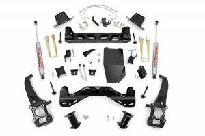 "Steering/Suspension Parts - 6"" Lift Kits - Rough Country - Rough Country Lift Kit, Ford (2004-08) F-150 4x4, 6"""