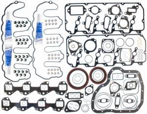 Engine Gaskets & Seals - Engine Gasket Sets - Mahle - MAHLE Clevite Complete Engine Gasket Kit, Chevy/GMC (2007.5-09) 6.6L Duramax LMM (VIN Code 6)
