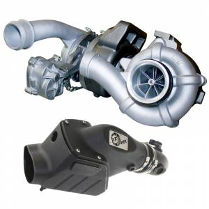 Turbos/Superchargers & Parts - Performance Twin Turbo Kits - BD Power - BD Diesel Turbo Kit, Ford (2008-10) 6.4L Power Stroke (High & Low Pressure Turbos)