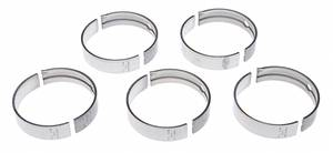 Mahle - MAHLE Clevite Main Bearing Set, Chevy/GMC (2001-11) 6.6L Duramax, (.50MM Undersized) High Performance (H-Series)