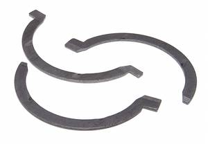 Engine Parts - Miscellaneous Maintenance Items - Mahle - MAHLE Clevite Thrust Washer Set, Chevy/GMC (2001-11) 6.6L Duramax