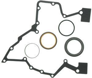 Engine Gaskets & Seals - Engine Overhaul Kits - Mahle - MAHLE Clevite Timing Cover Gasket Kit, Dodge (2003-10) 5.9L & 6.7L Cummins