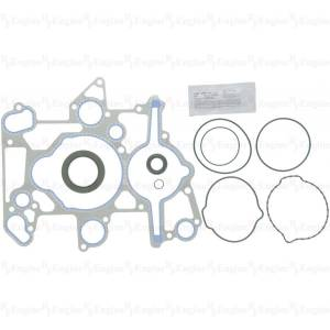 Engine Gaskets & Seals - Engine Overhaul Kits - Mahle - MAHLE Clevite Timing Cover Gasket Set, Ford (2003-10) 6.0L Power Stroke