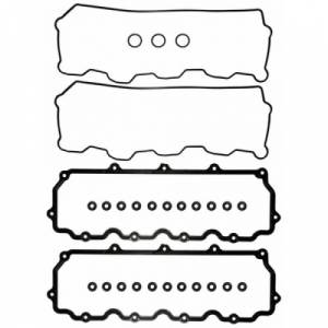 Engine Gaskets & Seals - Valve Cover Gaskets - Mahle - MAHLE Clevite Valve Cover Gasket Set, Ford (2003-10) 6.0L Power Stroke
