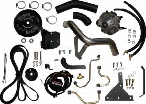 Pacific Performance Engineering - PPE Dual Fueler CP3 Pump Kit, Dodge (2004.5-07) 5.9L, w/o Pump