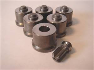 Industrial Injection - Industrial Injection Delivery Valves, Dodge (1994-98) 12V Cumminsw, 191 w/ Washers and Gaskets