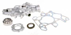 Engine Parts - Oil System & Filters - Ford Genuine Parts - Ford Motorcraft Front Cover Kit, Ford (2005-07) 6.0L Power Stroke, with Low Pressure Oil Pump