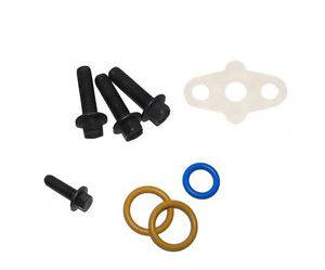 Ford Genuine Parts - Ford MotorcraftTurbo Bolt & O-ring Kit, Ford (2003-07) 6.0L Power Stroke