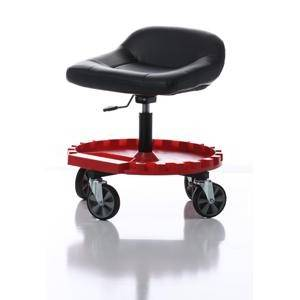 Tools - Stools and Seats - TraXion Engineered Products - TraXion Monster Seat, with Gear Tray