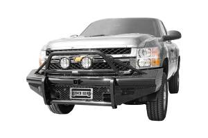 Brush Guards & Bumpers - Front Bumpers - Ranch Hand - Ranch Hand Legend Bullnose Bumper, Chevy (2011-13) 2500HD/3500HD