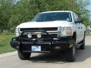 Ranch Hand - Ranch Hand Legend Bullnose Bumper, Chevy (2011-14) 2500 & 3500 - Image 2