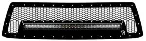 "Exterior Accessories - Grilles - Rigid Industries - Rigid Industries LED Grille, Toyota (2010-13) Tundra (30"" SR-Series)"