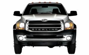 Mopar - Sterling Grille, Dodge (2003-09) Ram Trucks - Image 4