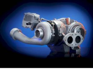 Turbos/Superchargers & Parts - Performance Twin Turbo Kits - Industrial Injection - Industrial Injection Phatshaft Twin Turbo Kit, Ford (2008-10) 6.4L Power Stroke, 71/58mm