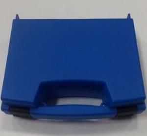 """Tools - Tool Boxes - Tool Storage Case, 8.4"""" x 6.8"""" x 2.45"""" Blue (with pick and pluck foam)"""