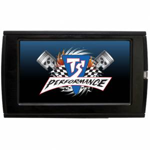 Gauges - Digital Screen Gauges - TS Performance - TS Performance Informant 6, Ford (1996-03) 7.3L Powerstroke, 6 Position Chip Controller with Gauges