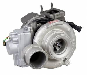 BD Power - BD Diesel Turbo, Dodge (2007.5-12) 6.7L Cummins (re-manufactured stock turbo with NEW Electronic Actuators)