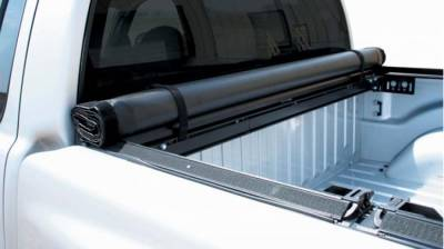 Bed Accessories - Bed/Tonneau Covers - Vinyl Roll-Up Tonneau Covers