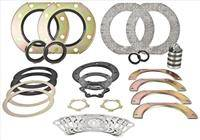 Steering Upgrades - Drop Pitman Arms - Toyota Pickup Front Axle Knuckle Rebuild Kit (1979-1984.5)