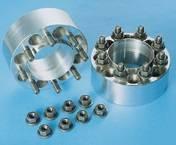 "Holiday Super Savings Sale! - Diamond T Enterprises Sale Items - Diamond T Enterprises - Diamond T 2"" Steel Wheel Spacer, Dodge (1994-12) 2500/3500, 8 on 6.5"" (pair)"
