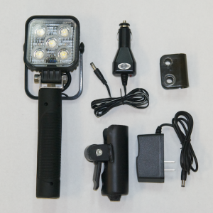 TraXion Engineered Products - TraXion LED Wireless Spotlight with Mount - Image 2