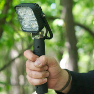 TraXion Engineered Products - TraXion LED Wireless Spotlight with Mount - Image 3