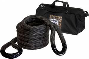 """Bubba Rope - Bubba Rope (2.0"""") 2"""" X 30' Extreme Bubba (Red Eyes)"""