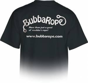 Bubba Rope - Bubba Rope T-Shirt, Black (XL)