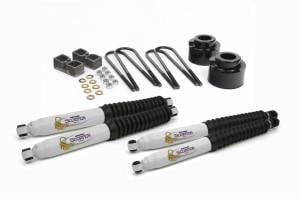 "Steering/Suspension Parts - 3"" Lift Kits - Daystar - Daystar Lift Kit, Ford (2005-14) F-250/F-350/F-450/F-550 4x4, 2.5"" with shocks"