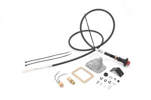 Alloy USA - Alloy USA Differential Cable Lock Kit, Dodge 1994-04 1500 & 2500 Trucks with Dana 44 or Dana 60 front axle