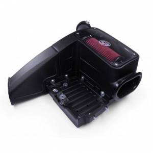 S&B - S&B Air Intake Kit, Ford (1999-03) F250/F350/F450/F550, 7.3L Power Stroke, Oiled Filter