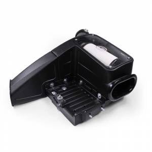 S&B - S&B Air Intake Kit, Ford (1999-03) F250/F350/F450/F550, 7.3L Power Stroke, Dry Disposable Filter