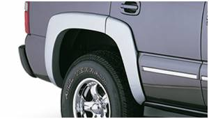 Bushwacker - Bushwacker Fender Flares,Chevy (2000-06) Tahoe Rear Pair(OE Style)