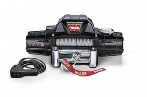 Winches - Electric Winches - Warn - Warn Electric Winch, Zeon 8 - 8,000lb Winch