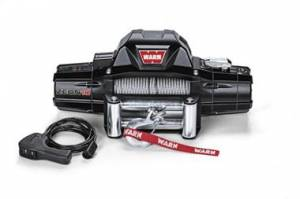 Winches - Electric Winches - Warn - Warn Electric Winch, Zeon 10 - 10,000lb Winch