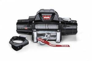 Winches - Electric Winches - Warn - Warn Electric Winch, Zeon 12 - 12,000lb Winch