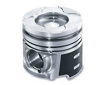 Engine Parts - Pistons and Rings - Mahle - Mahle Clevite Piston Set, Dodge (2004.5-07) 5.9L Cummins standard size