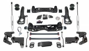 "Steering/Suspension Parts - 6"" Lift Kits - Pro Comp - Pro Comp Suspension Kit, Dodge (2014-15) 1500 Diesel, 6"" Lift, Stage 1 (front shocks stock, rear shocks ES9000)"