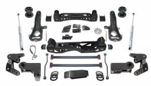"""Pro Comp - Pro Comp Suspension Kit, Dodge (2014-15) 1500 Diesel, 6"""" Lift, Stage 1 (front shocks stock, rear shocks Pro Runner)"""
