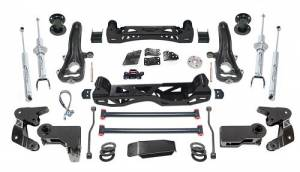 """Steering/Suspension Parts - 6"""" Lift Kits - Pro Comp - Pro Comp Suspension Kit, Dodge (2014-15) 1500 Diesel, 6"""" Lift, Stage 1 (front shocks: Pro Runner SS, rear shocks: Pro Runner)"""